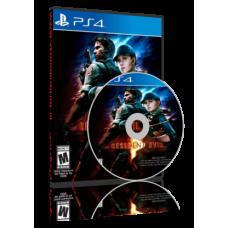 فروش بازی Resident Evil 5 برای PS4 نسخه هک شده