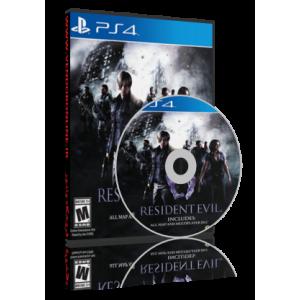 فروش بازی Resident Evil 6 برای PS4 نسخه هک شده