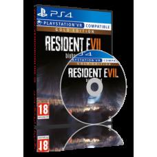 فروش بازی Resident Evil 7 biohazard Gold Edition برای PS4 نسخه هک شده