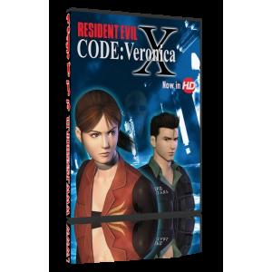 فروش بازی Resident Evil Code Veronica X HD برای کامپیوتر اجرا با شبیه ساز