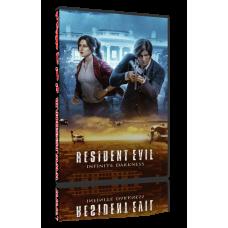 فروش انیمیشن Resident Evil Infinite Darkness با کیفیت 1080p فصل اول