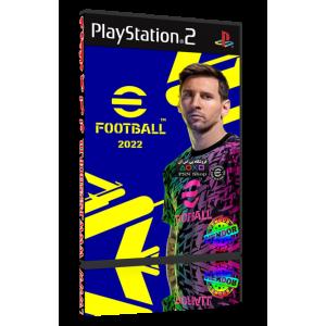 فروش بازی efootball 2022 برای پلی استیشن 2