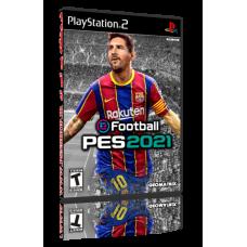 فروش بازی Pes 2021 برای پلی استیشن 2
