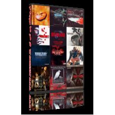مجموعه کامل آلبوم های موسیقی گیم و فیلم و انیمیشن سری رزیدنت ایول Resident Evil شماره 1