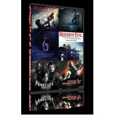 مجموعه کامل آلبوم های موسیقی گیم و فیلم و انیمیشن سری رزیدنت ایول Resident Evil شماره 2
