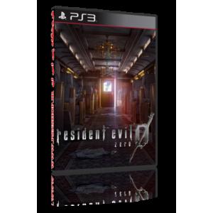 بازی Resident Evil Zero HD Remaster برای پلی استیشن 3