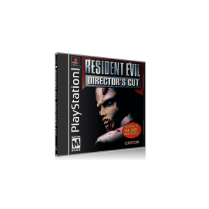 Resident Evil 1 Director's Cut Dual Shock Version نسخه PS1