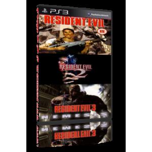 بازی Resident Evil 1 2 3 نسخه PS3