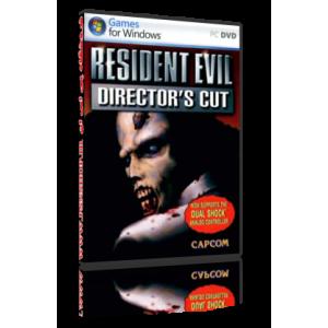 بازی Resident Evil 1 Director's Cut نسخه PC
