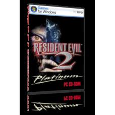 بازی Resident Evil 2 Platinum نسخه PC