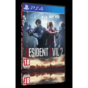 فروش بازی Resident Evil 2 Remake برای PS4 نسخه هک شده