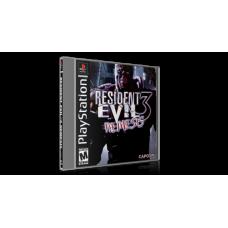 بازی Resident Evil 3 Nemesis نسخه PS1