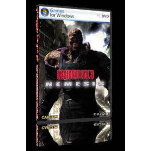 بازی Resident Evil 3 Nemesis نسخه PC
