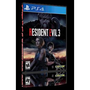 فروش بازی Resident Evil 3 Remake برای PS4 نسخه هک شده