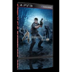 بازی Resident Evil 4 HD نسخه PS3