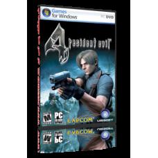 بازی Resident Evil 4 نسخه PC با گرافیک بالا