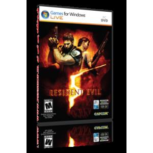 بازی Resident Evil 5 نسخه PC