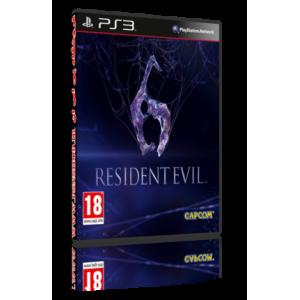 بازی Resident Evil 6 نسخه PS3