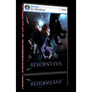بازی Resident Evil 6 نسخه PC