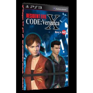 بازی Resident Evil Code Veronica X HD نسخه PS3