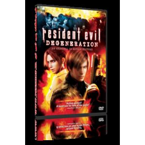 انیمیشن Resident Evil Degeneration 2008 با کیفت Bluray 720p Full HD با زیرنویس فارسی
