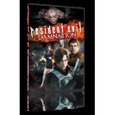 انیمیشن Resident Evil Damnation ۲۰۱۲ با کیفیت BluRay 720p Full HD با زیرنویس فارسی