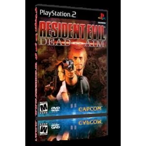 بازی Resident Evil Dead Aim نسخه PS2