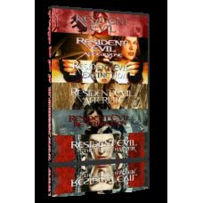 مجموعه فیلم های سری Resident Evil با کیفیت 720p و زیرنویس فارسی