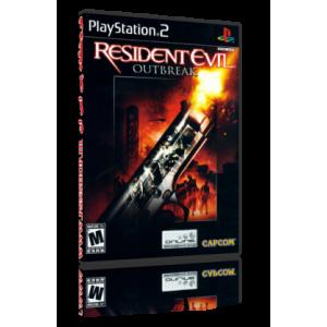 بازی Resident Evil Outbreak نسخه PS2