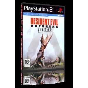 بازی Resident Evil Outbreak File 2 نسخه PS2