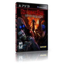 بازی Resident Evil Operation Raccoon City نسخه PS3