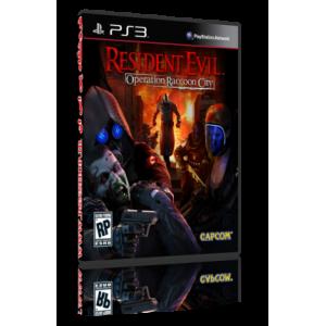 بازی Resident Evil Operation Raccoon City نسخه PS3