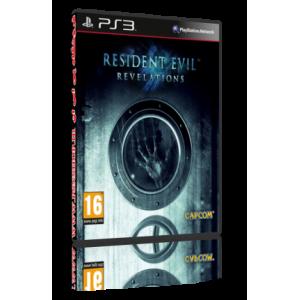 بازی Resident Evil Revelations نسخه PS3