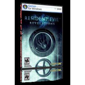 بازی Resident Evil Revelations نسخه PC