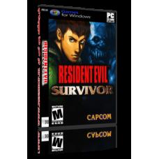 بازی Resident Evil Survivor برای کامپیوتر