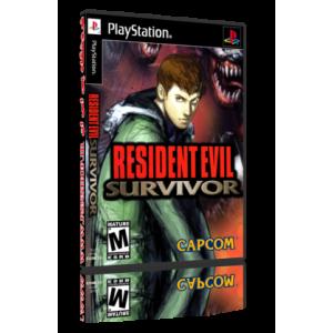 بازی Resident Evil Survivor برای پلی استیشن 1