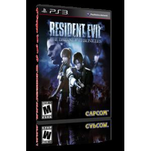 بازی Resident Evil The Darkside Chronicles HD نسخه PS3 با قابلیت استفاده از Move