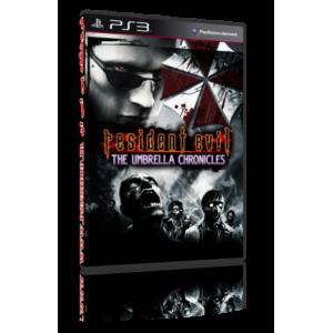 بازی Resident Evil The Umbrella Chronicles HD نسخه PS3 با قابلیت استفاده از Move